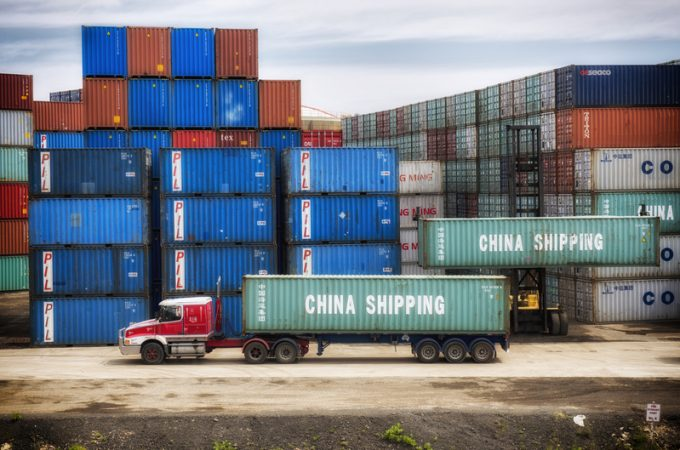 The Friday Five: Trans-Pacific Ocean Container Shortage