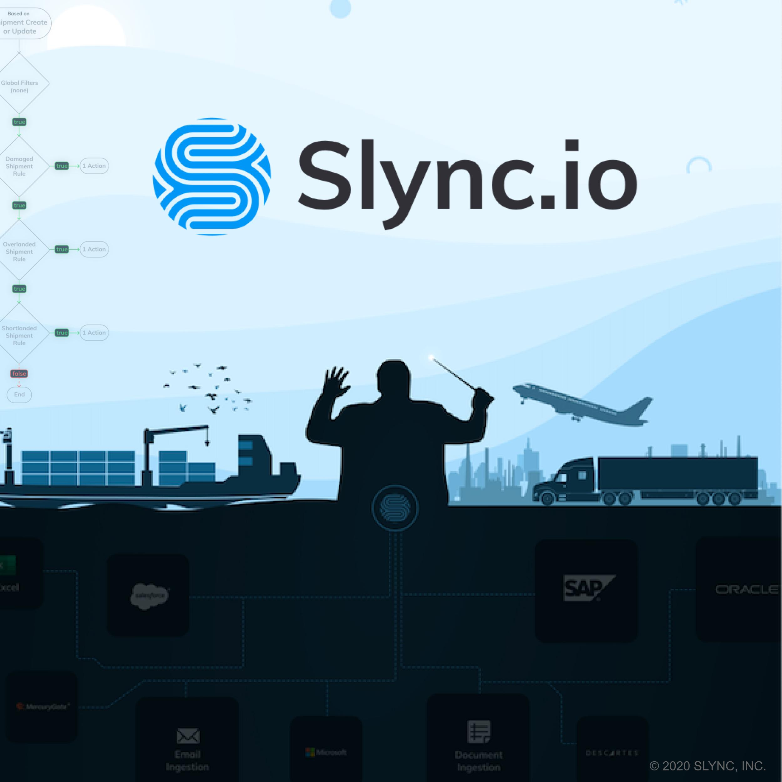 The Friday Five: Slync.io raises new funding to reinvent the logistics industry