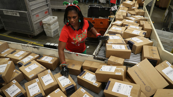 The Friday Five: Capacity Crunch Could Delay 700 Million Parcels