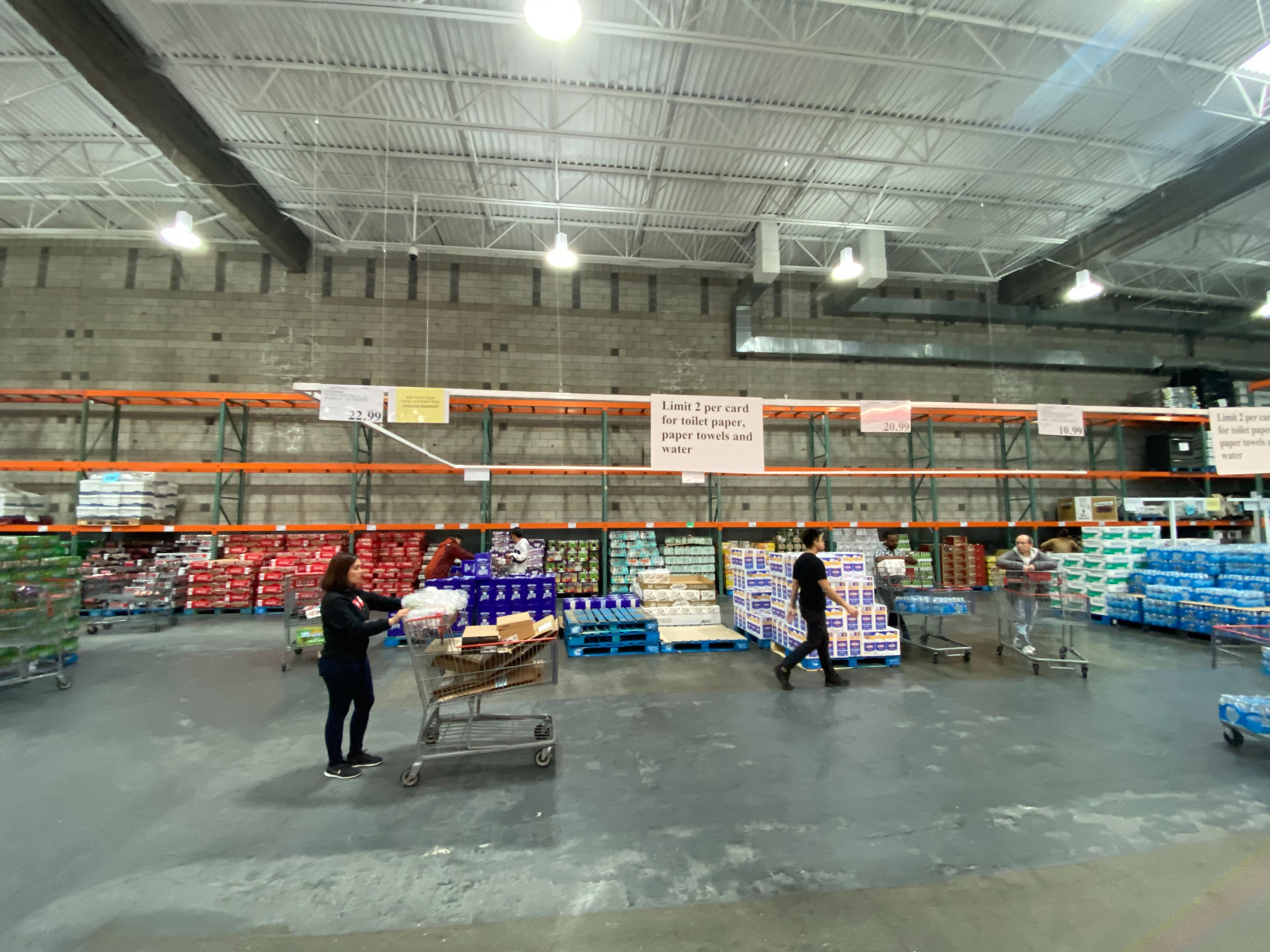 The Friday Five: Costco Panic-Buying Boost Sales
