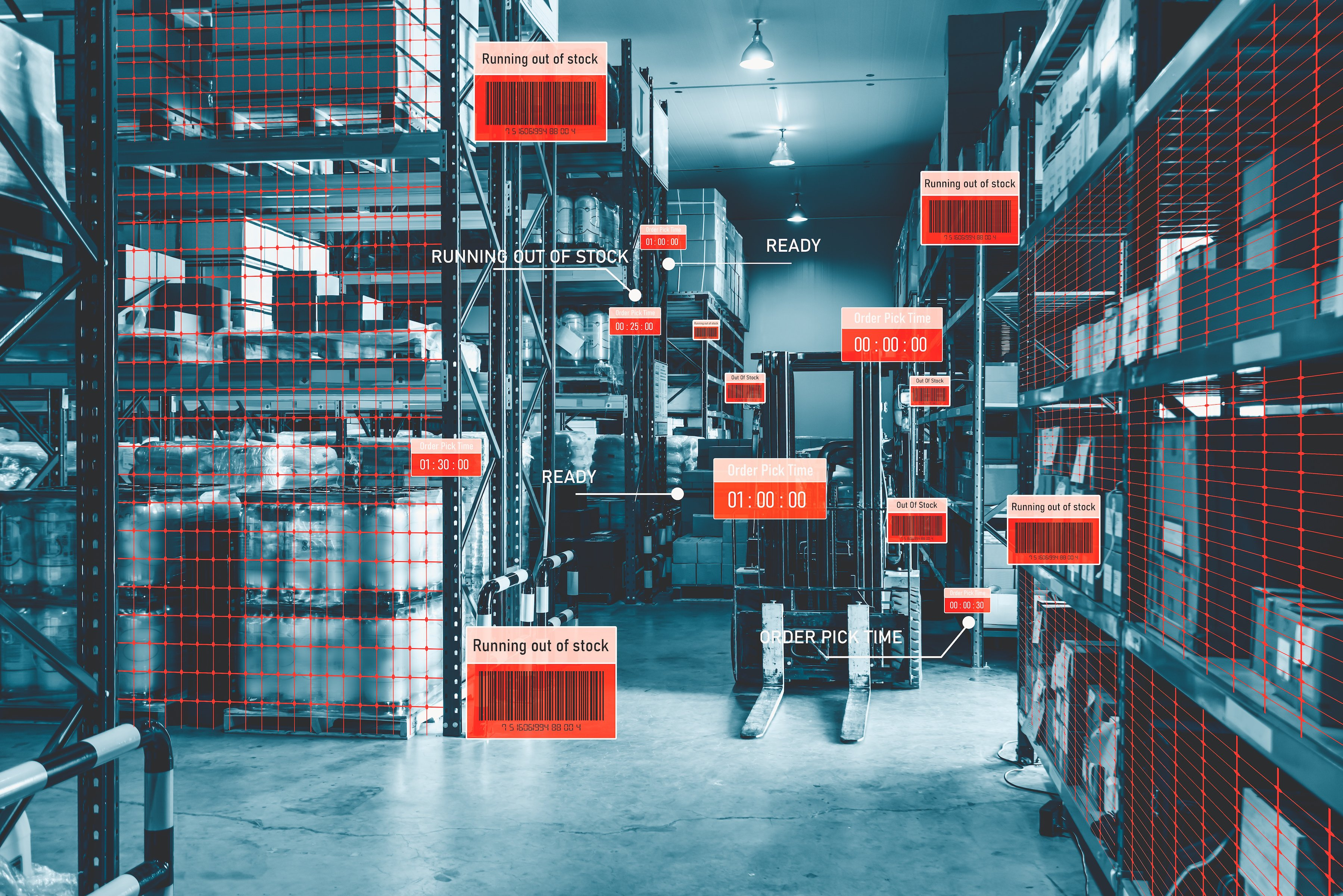Leveraging orchestration to overcome global logistics inefficiencies