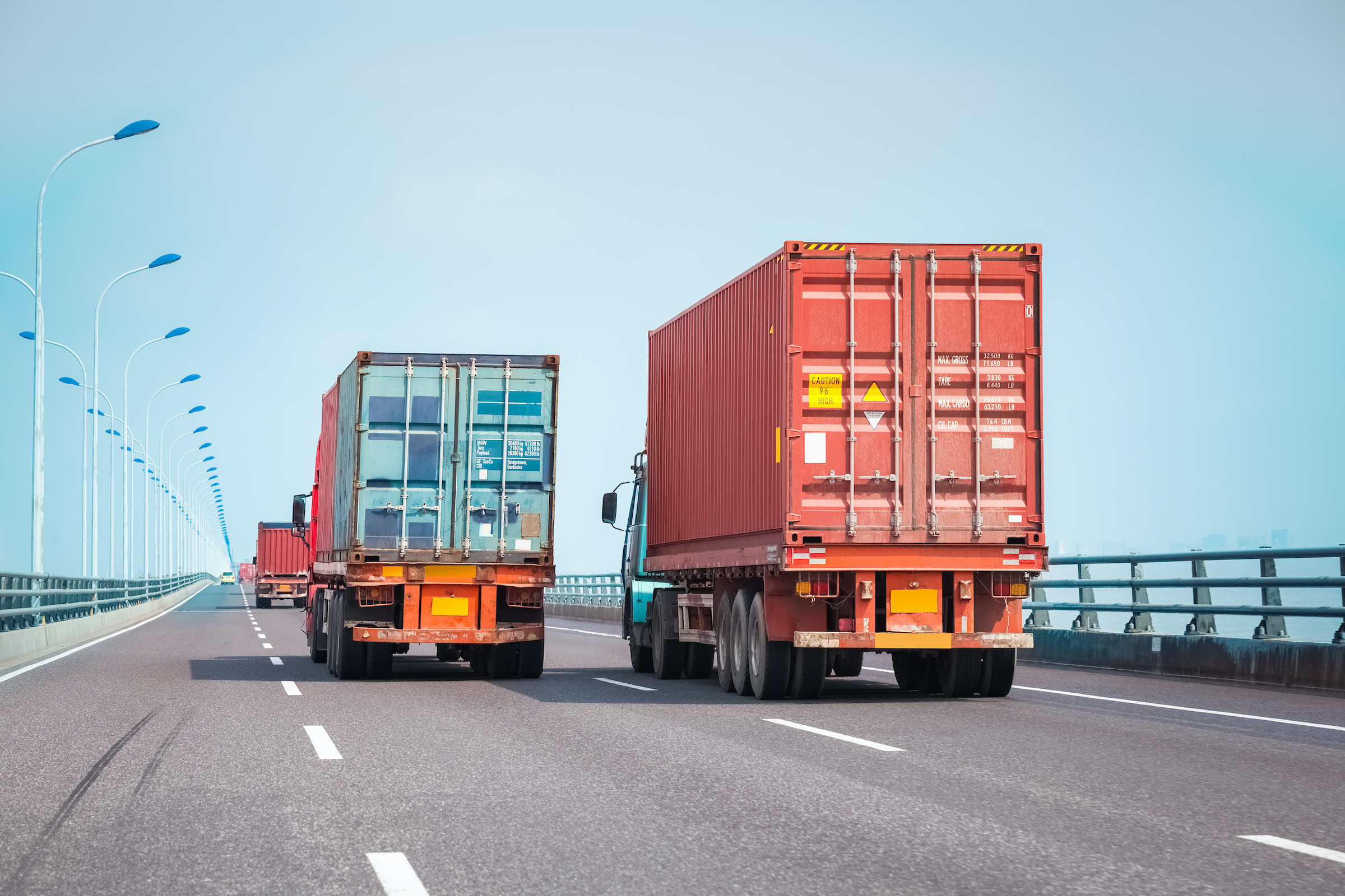 The Friday Five: How tariffs, technology and resources are changing the logistics industry